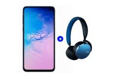 Celular SAMSUNG Galaxy S10E DS 4G Azul + Audífonos AKG