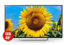 """TV 49"""" 123.2cm LED SONY 49X707D 4K"""