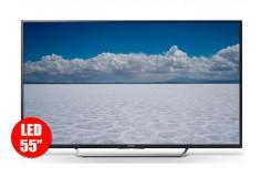 "TV 55"" 138.8cm LED SONY 55X707D 4K Internet"