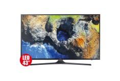 "TV 43"" 108cm SAMSUNG LED 43MU6103 UHD Internet"
