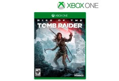 Videojuego XBOX ONE Rise of the Tomb Raider