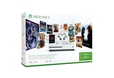 Consola XBOX ONE S 1 Tera + 1 Control + 3 Meses Gamepass + 3 Meses XBOX LIVE