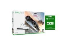 Consola XBOX ONE S 500GB  + Forza Horizon 3 + 3 Meses XBOX Live