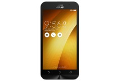 Celular Libre ASUS Zenfone Go 2 Style DS 3G Dorado