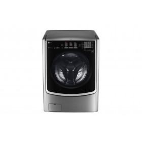 Lavadora Secadora LG Carga Frontal 22 Kilogramos WD22VTS6 Gris