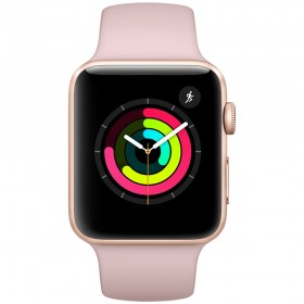 Apple Watch S3 GPS 42M Gold Pink (Rosado)