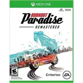 VideoJuego XBOX ONE BurnOut Paradise Remastered