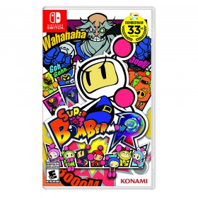 Videojuego SWITCH Super Bomberman R