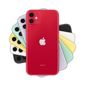 iPhone 11 128 GB en rojo