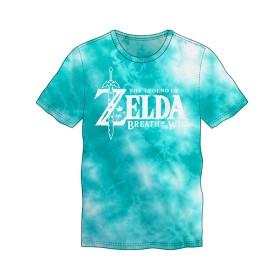 Camiseta ZELDA Tye Die talla S