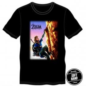 Camiseta ZELDA Link Mount Talla S