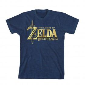 Camiseta ZELDA Youth Azul Talla S