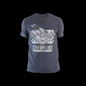 Camiseta SUPER NINTENDO Control Talla L