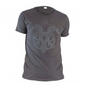Camiseta GOD OF WAR Negro Talla L