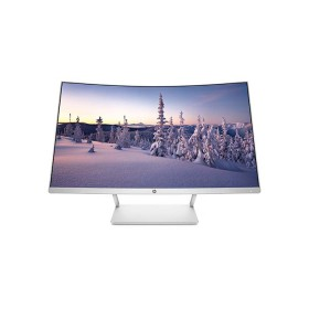 "Monitor HP Curved 27"" Blanco"