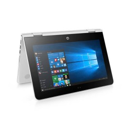 "Convertible 2 en 1 HP - AA032LA - Intel Celeron - 11.6"" Pulgadas - Disco Duro 32GB - Blanco"