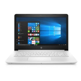 "Portátil HP - BP001 - Intel Core i3 - 14"" Pulgadas - Disco Duro 500Gb - Blanco"