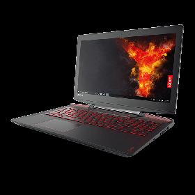 "Portátil Gamer LENOVO - Y720 - Intel Core i7 - 15.6"" Pulgadas - Disco Duro 1Tb - Negro"