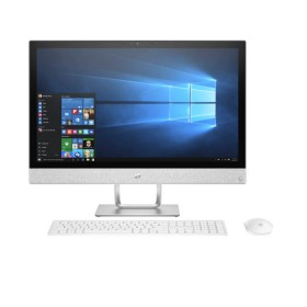 "PC All in One HP - 24-r002 - Intel Core i7 - 23.8"" Pulgadas - Disco Duro 1Tb - Blanco"
