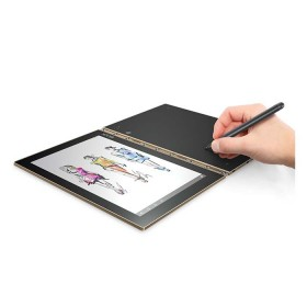 "Convertible 2 en 1 LENOVO - Yogabook Atm W10 - Intel Atom - 10.1"" Pulgadas - Disco Duro 64Gb - Dorado"