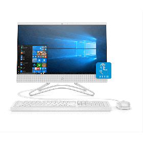 "PC All in One HP - 22-c009la - AMD A9 - 21.5"" Pulgadas - Disco Duro 1Tb - Blanco1"