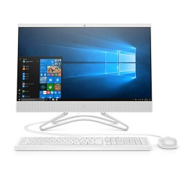 "PC All in One HP - 24-f007la - Intel Pentium - 23.8"" Pulgadas - Disco Duro 1Tb - Blanco2"