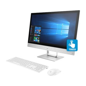 "PC All in One HP - 24-r028la - AMD A9 - 23.8"" Pulgadas - Disco Duro 1Tb - Blanco4"