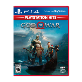 Juego PS4 God Of War Hits Lat