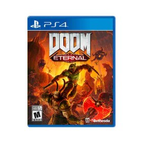 Juego PS4 Doom Eternal