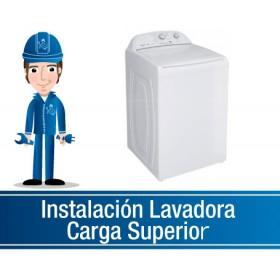 Instalación Lavadora PLUS