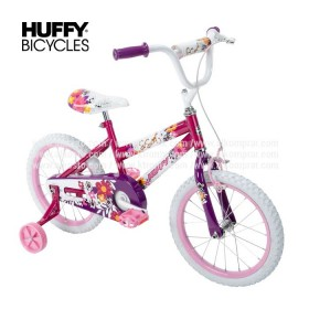 Bicicleta Infantil HUFFY So Sweet de 16""