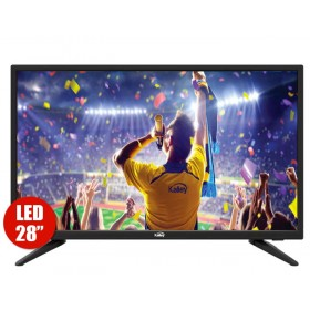"TV 28"" 70cm Kalley LED28HDS Internet Bluetooth T2"