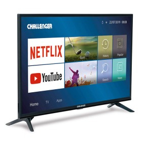 "TV CHALLENGER 32"" Pulgadas 80 Cm 32TL48 LED HD Smart TV"
