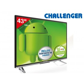 """Tv 43"""" CHALLENGER 43T18 Full HD Android"""