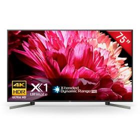 "TV 75"" 189cm Sony 75X957G 4K UHD Smart TV"