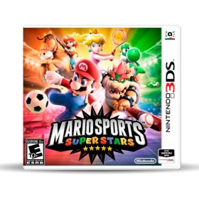 Videojuego 3DS Mario Sports Superstars