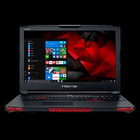 "Portátil Gamer PREDATOR - 70FD - Intel Core i7 - 17"" Pulgadas - Disco Duro 2Tb - Negro"