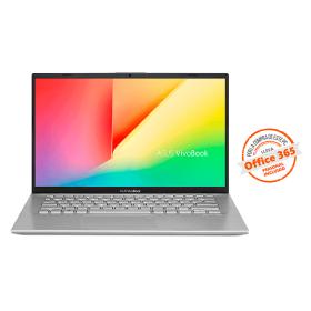 "Portátil VivoBook ASUS X412UA-BV484TS Intel Core i3 14"" Pulgadas RAM 4GB Disco Sólido 256GB Plateado"