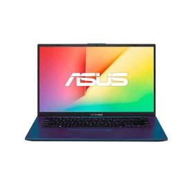 "Portátil ASUS VivoBook X412FA-BV1046T Intel Core i3 14"" Pulgadas RAM 4GB + 16GB Intel Optane Disco Sólido 256 GB Azul"