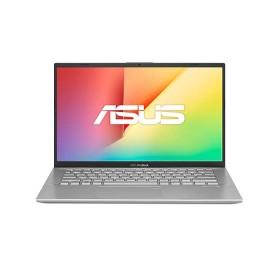 "Portátil ASUS VivoBook X412FA-BV1047T Intel Core i3 RAM 4GB + 16GB Intel Optane 14"" Pulgadas Disco Sólido 256 GB Plateado"
