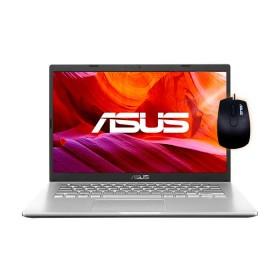 "Portátil ASUS X409MA-BV044T Intel Celeron 14"" Pulgadas RAM 4GB Disco Duro 500GB Plateado"