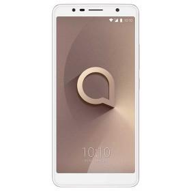 Celular libre ALCATEL 3C Blanco/Rosado DS 3G