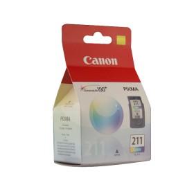Tinta CL-211 Color CANON 9ml