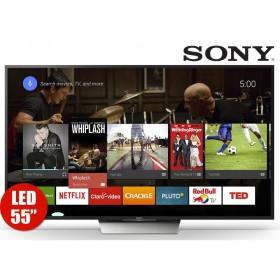 """TV 55"""" 138.8cm LED SONY 55X857D 4K"""
