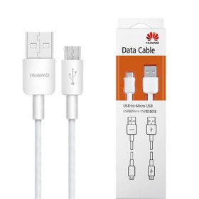 Cable HUAWEI USB a MicroUSB 1M Blanco