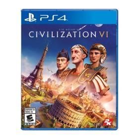 Juego PS4 Civilization VI
