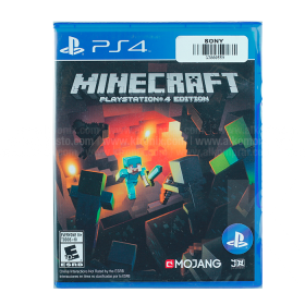 Video Juego PS4 SONY Minecraft