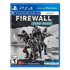 VideoJuego PS 4VR Firewall Zero Hour