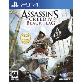 VideoJuego PS4 AssassinS Creed Black