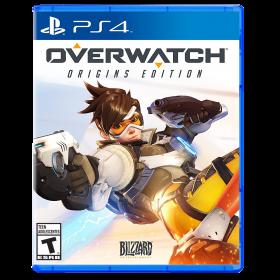 Videojuego PS4 Overwatch Origins Edition